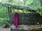 The Finished Woodland Toilet