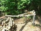 Fully Peeled Pole in Break